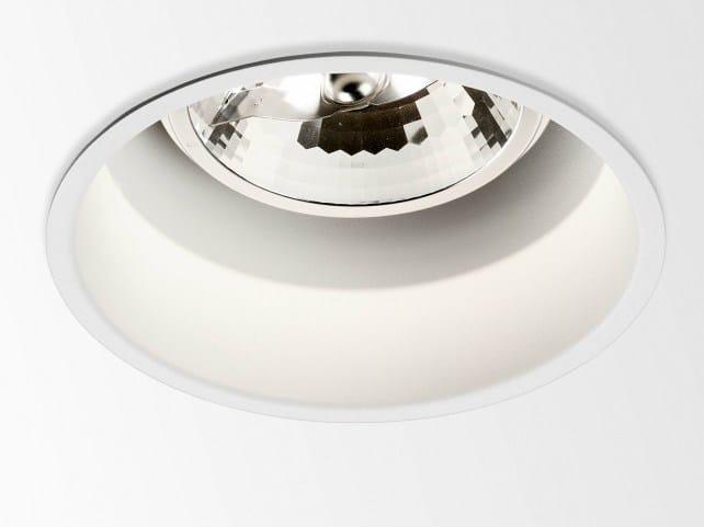 Adjustable ceiling recessed spotlight GRAND DIRO ST D 111 by Delta Light