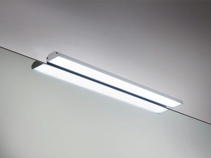 LED mirror lamp MONET by Edoné by Agorà Group