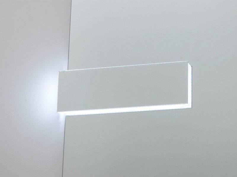 LED mirror lamp WARHOL 2 by Edoné by Agorà Group