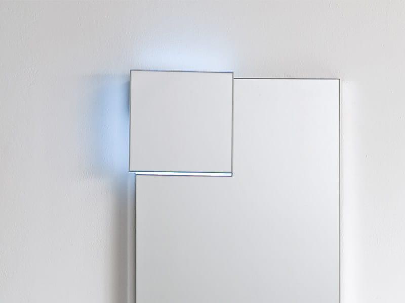 LED mirror lamp WARHOL 1 by Edoné by Agorà Group