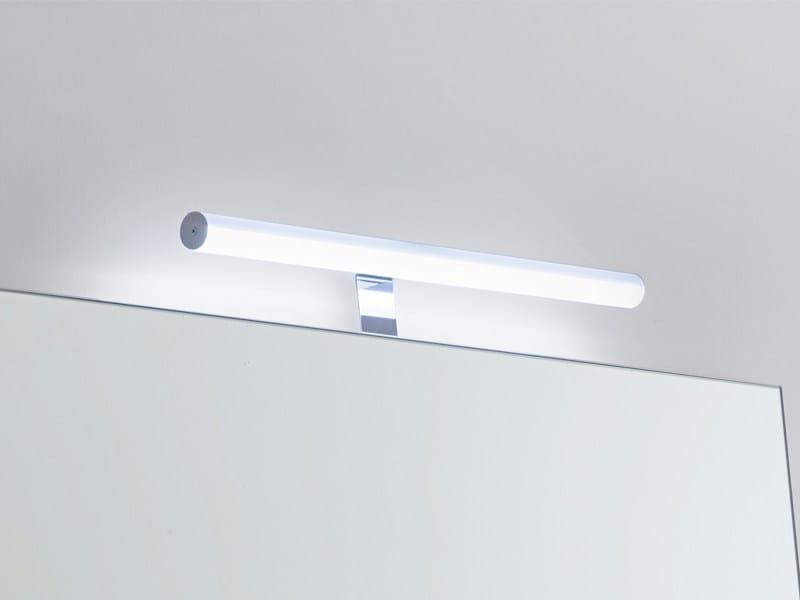 LED plexiglass mirror lamp CEZANNE by Edoné by Agorà Group