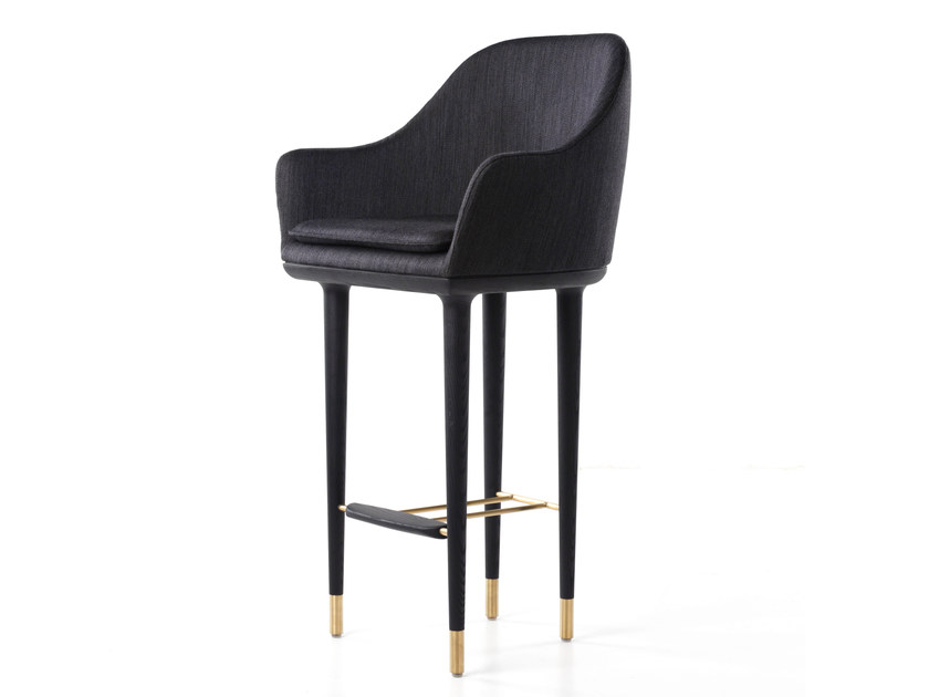 lunar bar chair by stellar works design space. Black Bedroom Furniture Sets. Home Design Ideas