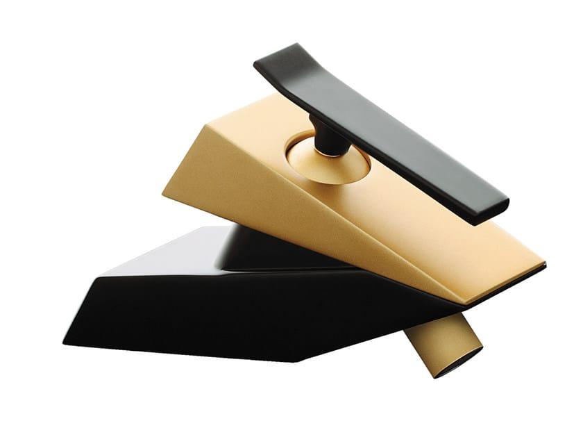 Countertop single handle 1 hole bidet mixer PANFILO | Single handle bidet mixer by Rubinetterie Mariani