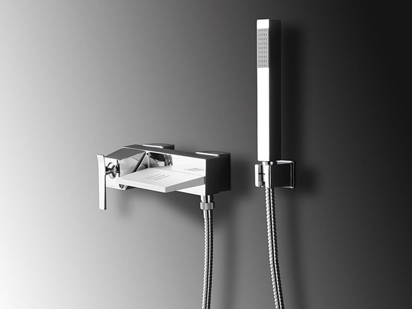 Shower mixer with hand shower PANFILO | Shower mixer with hand shower by Rubinetterie Mariani