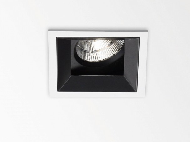 LED ceiling recessed spotlight CARREE SC OK 3033 S1 by Delta Light