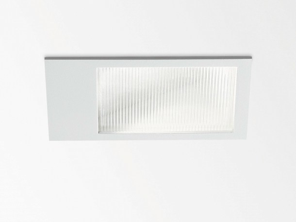 LED recessed spotlight CARREE 150 LED S1 by Delta Light