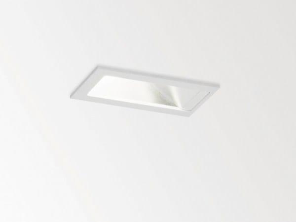 LED recessed spotlight STREAMER W S EVG DIM 1 by Delta Light