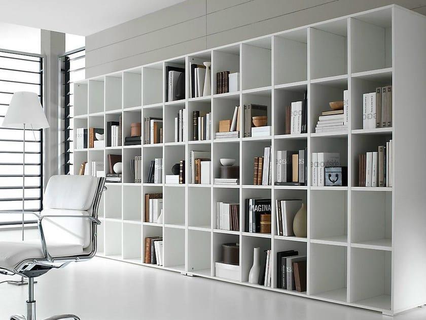 pratiko libreria ufficio laccata by ift design nikolas