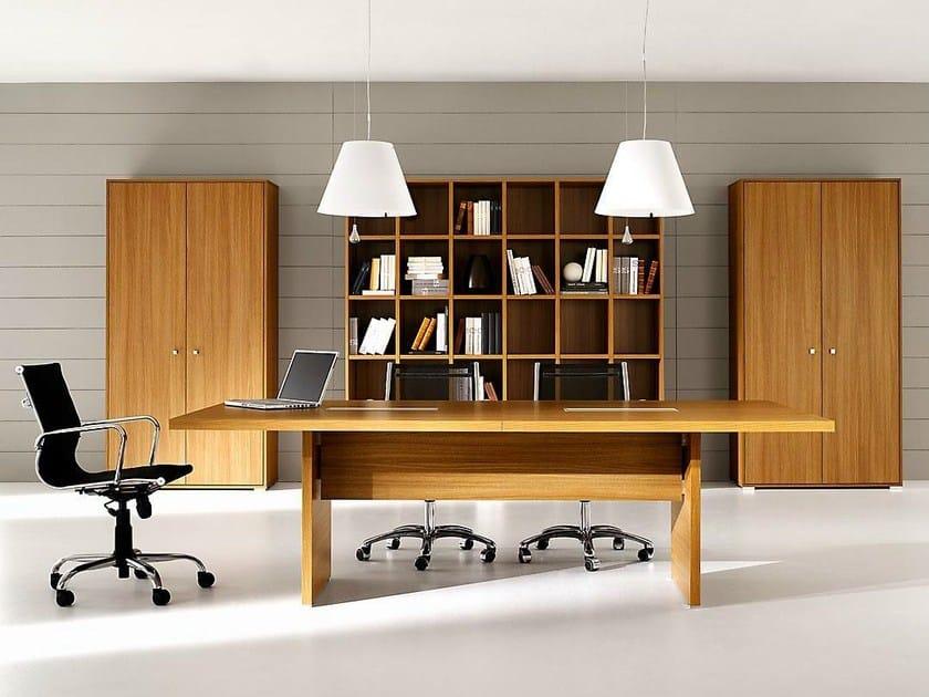 Libreria Ufficio Wenge : Libreria ufficio a giorno autoportante pratiko libreria ufficio ift