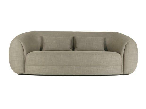 3 seater fabric sofa BARNABAS by Hamilton Conte Paris