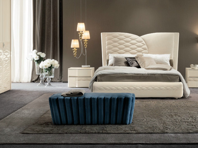 Fabric bench CHANEL | Bench by Dall'Agnese