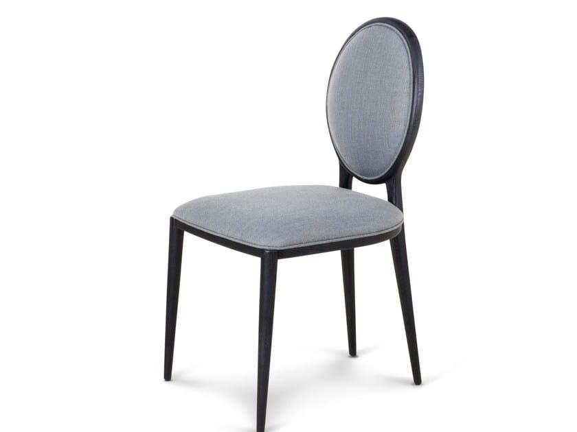 Fabric restaurant chair LAVAL CHAIR by STELLAR WORKS