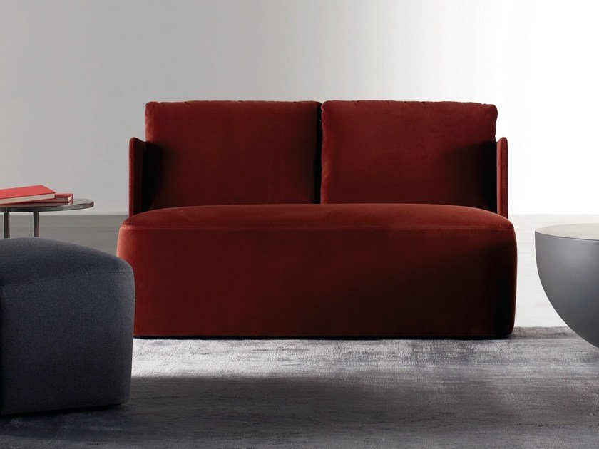 Fabric sofa KEATON FIT | Sofa by Meridiani