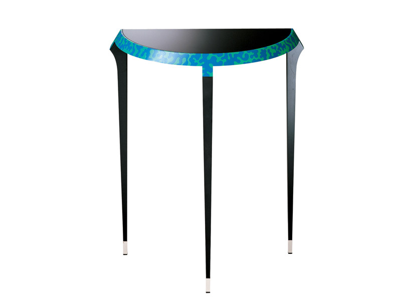 Wooden console table AGRILO by Zanotta