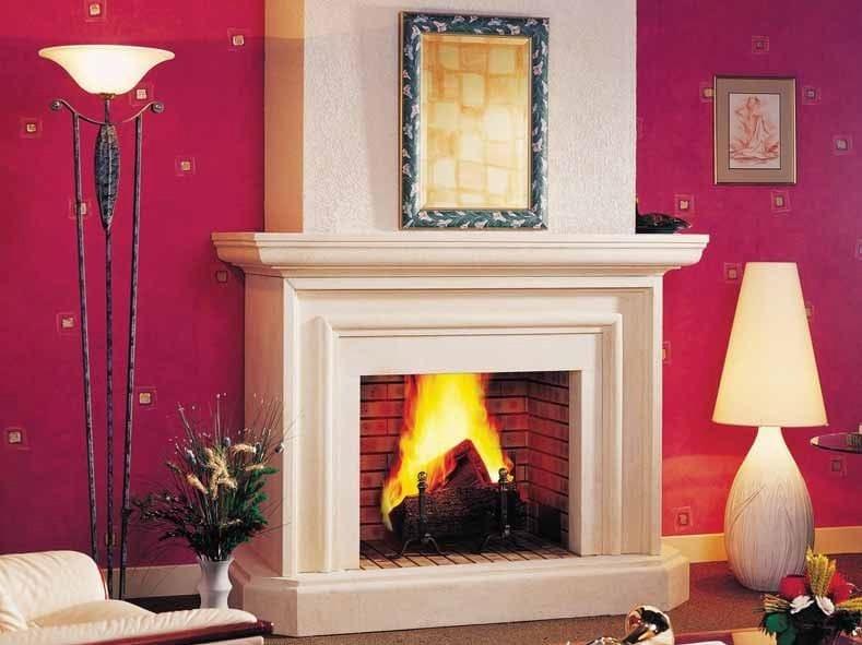 Wood-burning fireplace RIVOLI by CHEMINEES SEGUIN