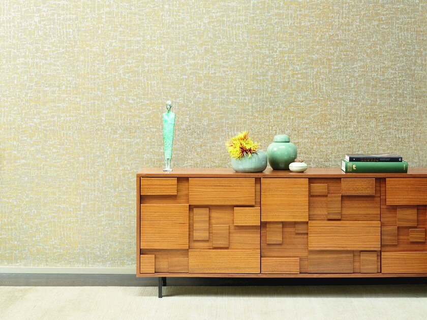 Nonwoven wallpaper BARK by Zimmer + Rohde