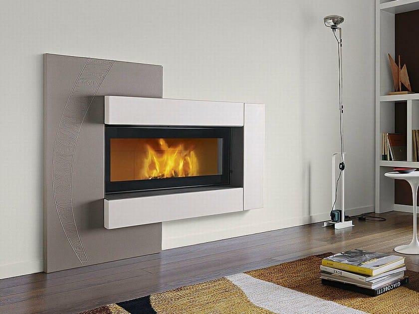 Faïence Fireplace Mantel CANBERRA by Piazzetta