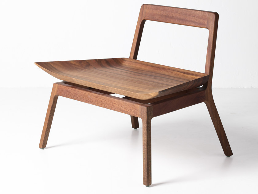 Lounge sessel holz  Loungesessel aus Holz NEW LEGACY FLY LOUNGE CHAIR By STELLAR WORKS ...