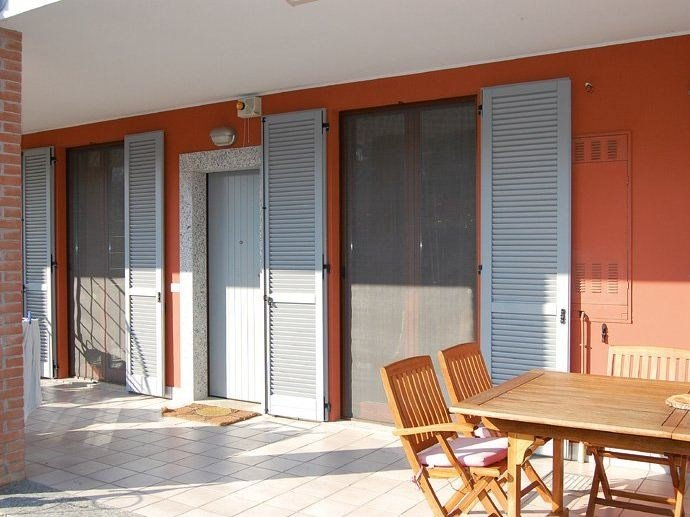 Aluminium insect screen ZANZIBAR by TENAX