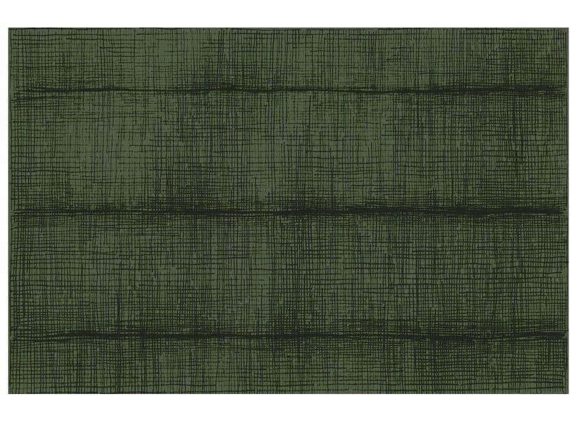 Rectangular striped rug SW RUGS TENTO #4 by STELLAR WORKS