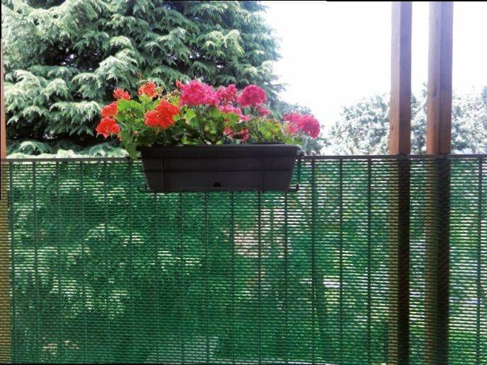 Decorative screening mesh TRIPLET by TENAX