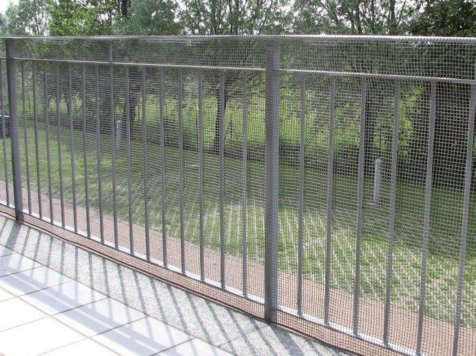Plastic Fence QUADRA 10 by TENAX