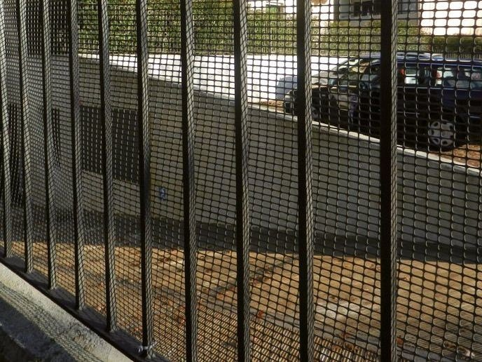 Strong garden fence HOBBY 10 by TENAX