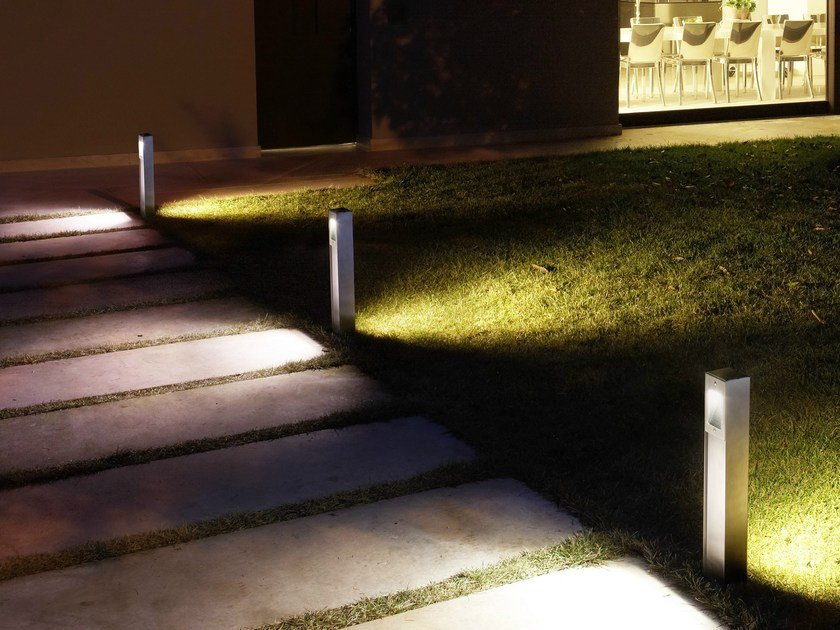 Quantum palo by goccia illuminazione