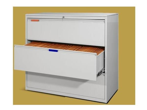 Metal filing cabinet 106.813   Filing cabinet by Castellani.it