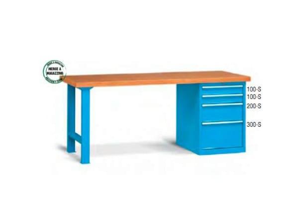 Steel workbench 05049 | Workbench by Castellani.it