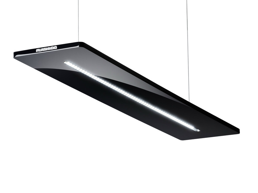 LED plastic pendant lamp APUS by FLASH DQ