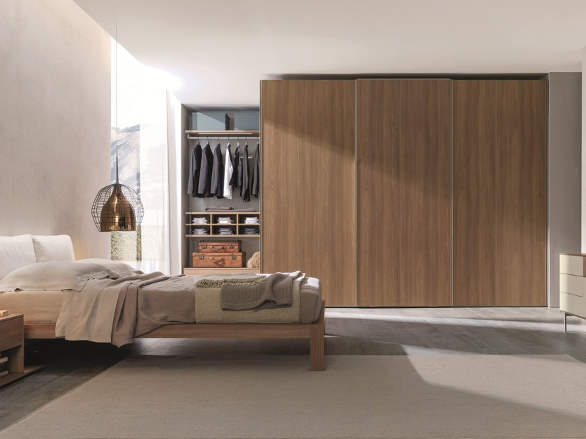 Wooden bedroom set COMBI SYSTEM Z486 by Zalf