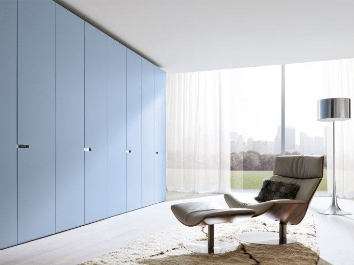Lacquered wardrobe COMBI SYSTEM Z037 by Zalf