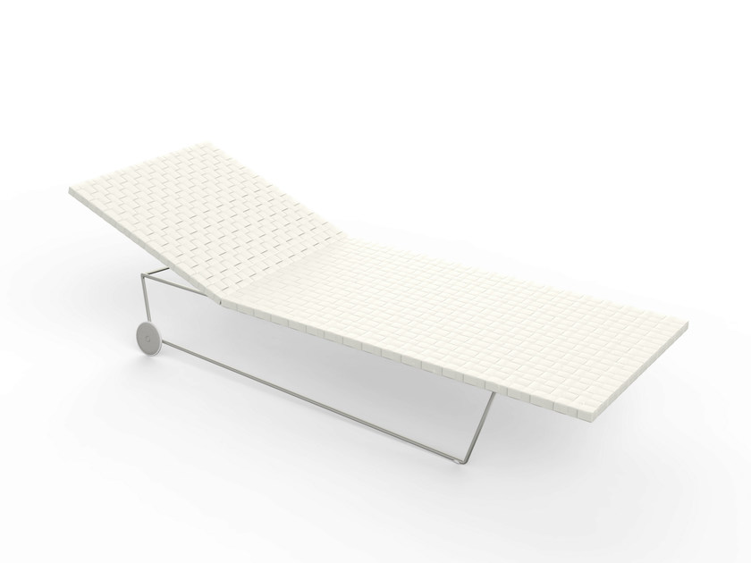 Stackable garden daybed SLIM BELT | Garden daybed by VITEO