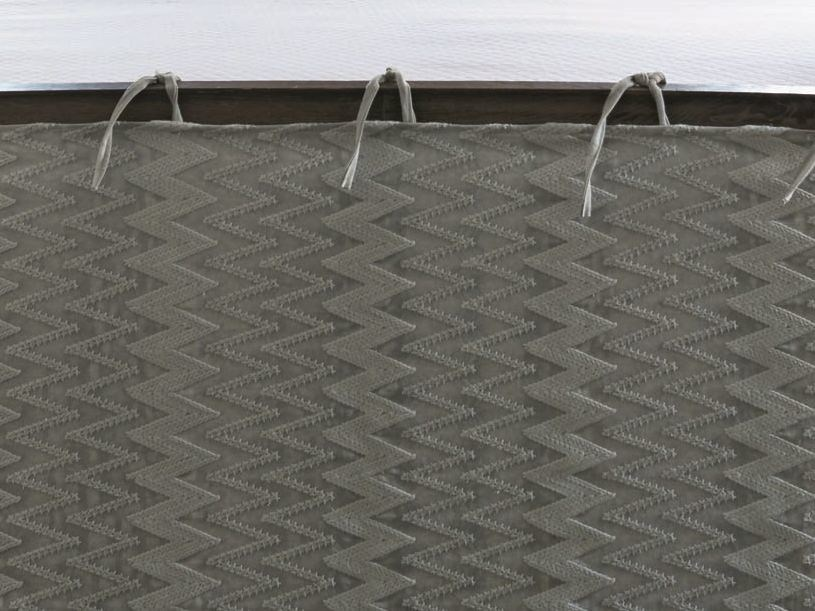 Upholstery fabric with graphic pattern KINCAID by Zimmer + Rohde