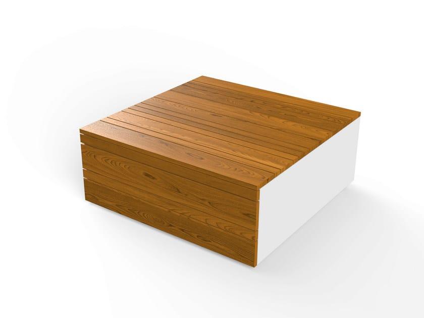 Storage box LOW BOX 37/90 by VITEO