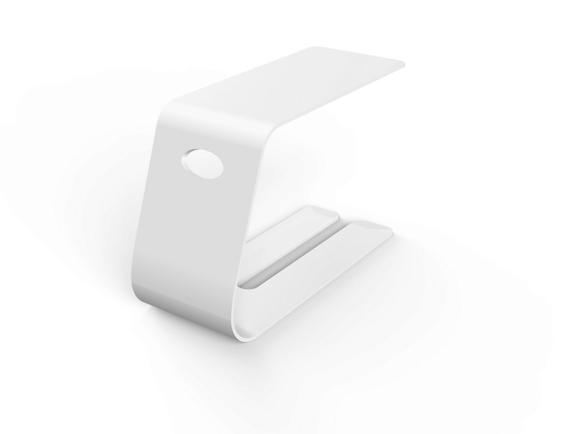 Corian® side table LOW | Side table by VITEO