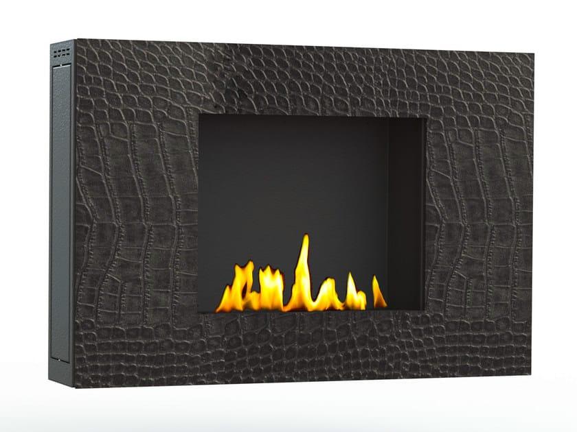 Bioethanol wall-mounted fireplace ZEN I CREA7ION by GlammFire