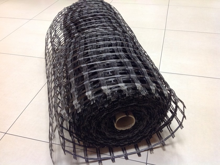 Reinforcing mesh BASALNET S GRID by Seico Compositi