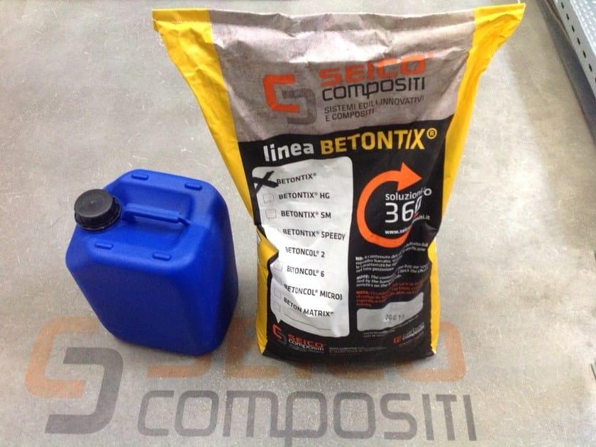 Smoothing compound BETONTIX SM-P by Seico Compositi