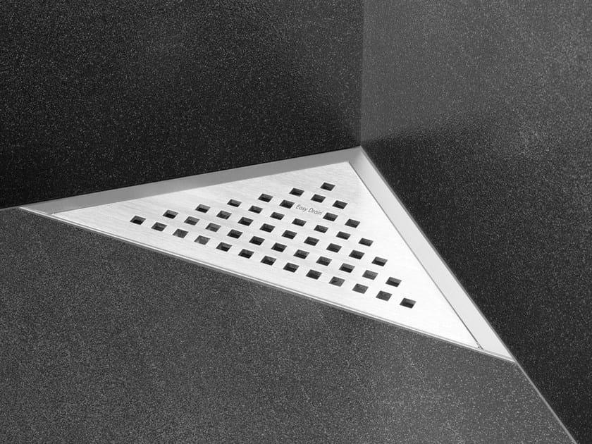Steel shower channel AQUA DELTA by ESS Easy Drain