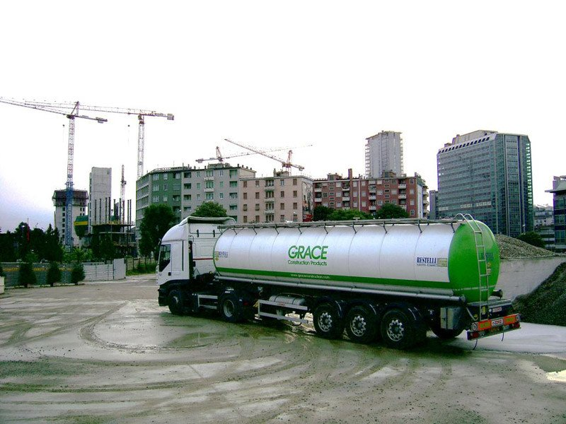 Additive for cement and concrete ECLIPSE® by Grace
