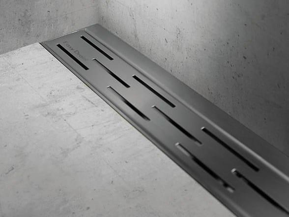 Shower channel MODULO TAF WALL CLASSIC by ESS Easy Drain
