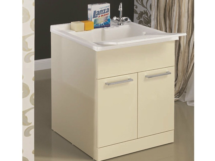 Utility sink F141 by Mobiltesino