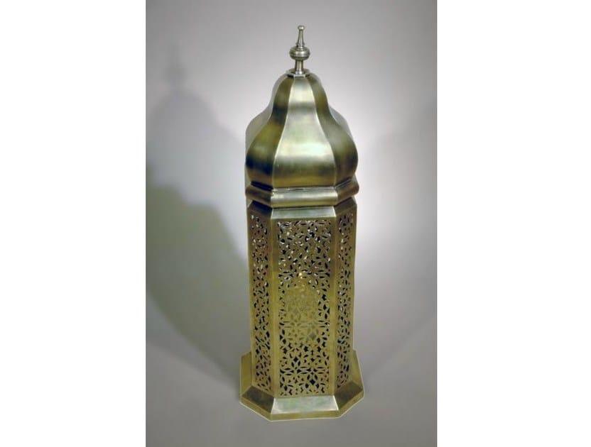 Brass floor lamp 31600 | Floor lamp by Tisserant