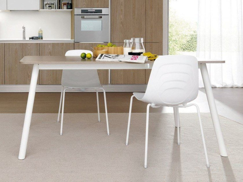Extending rectangular table ISEL by Zalf