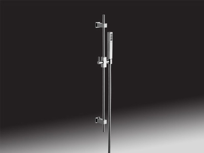 Shower wallbar with hand shower 3218QD | Shower wallbar with hand shower by Rubinetteria Giulini