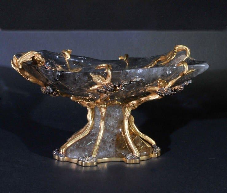 Crystal centerpiece 41200 | Centerpiece by Tisserant