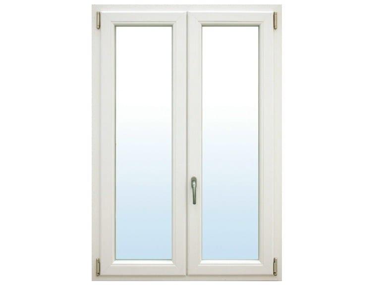 PVC casement window PVC window by Agostinigroup