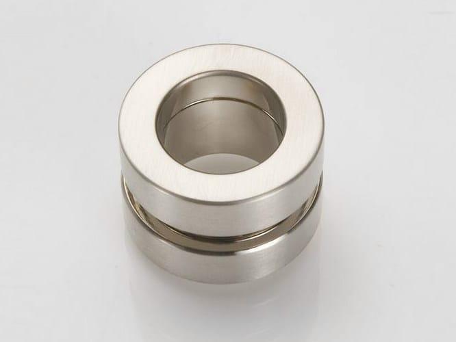 Open sliding-handle Ø30 V-527 by Metalglas Bonomi